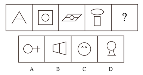 行测图形推理常考考点梳理八 一笔画与多笔画