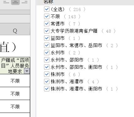 2020年湖南省考报名这7个条件你务必要满足!图2