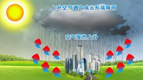 2020年国家公务员考试常识积累:四大降水形式