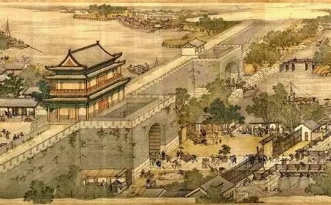 常识积累:中国古代都城