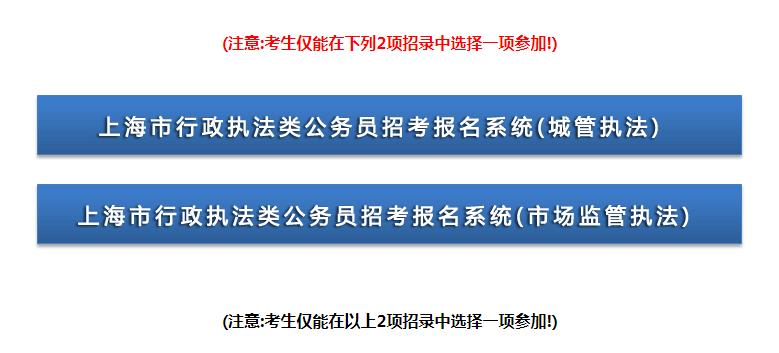 2019上海行政执法类公务员考试成绩查询入口