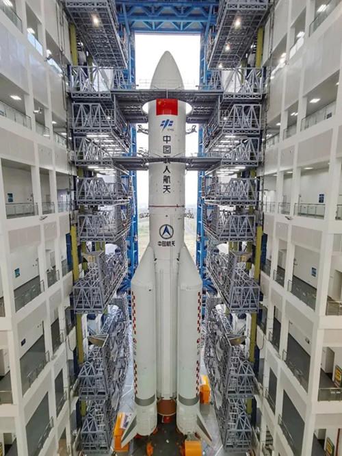 2020年公务员考试常识积累:长征五号B运载火箭