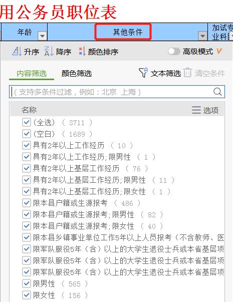 2021年江西省考具体岗位的户籍要求怎么看?